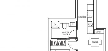 sky-everton-floor-plan-1-bedroom-a1-singapore