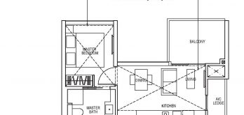sky-everton-floor-plan-1-bedroom-study-a4-singapore