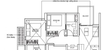 ky-everton-floor-plan-2-bedroom-study-b7-singapore